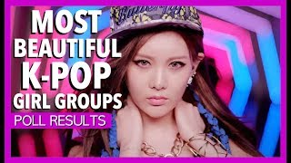 vuclip MOST BEAUTIFUL K-POP GIRL GROUPS OF 2017