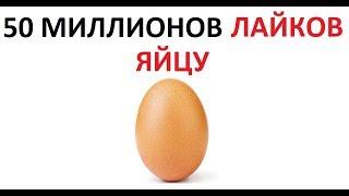 Лютые приколы. 50 миллионов лайков яйцу