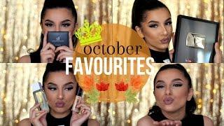 October Favourites - Skincare, Makeup & Randoms!