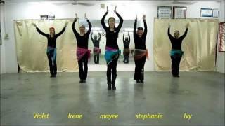 Rasa Sayang (Nasi Lemak 2.0) by BM Leong line dance (13/11/2011)