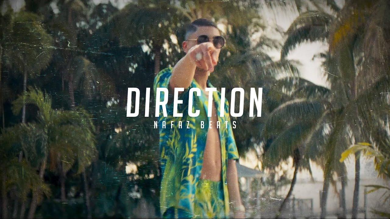 "Maes x Ninho Type Beat ""Direction"" | Instrumental Guitar/Triste | Instru Rap 2021"