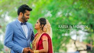 Raisa & Mohzin Wedding Highlights