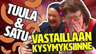 Tuurissa Tapahtuu | Jakso 1 | Tuula & Satu vastaa kysymyksiinne