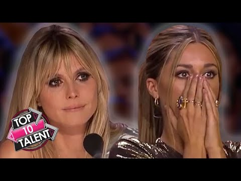 TOP 10 SENSATIONAL Singing Auditions On Got Talent 2020 Around The World!