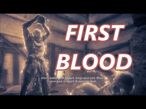 """Assassin's Creed: Origins - """"First Blood"""" Side Mission (Bent Pyramid of Sneferu)"""
