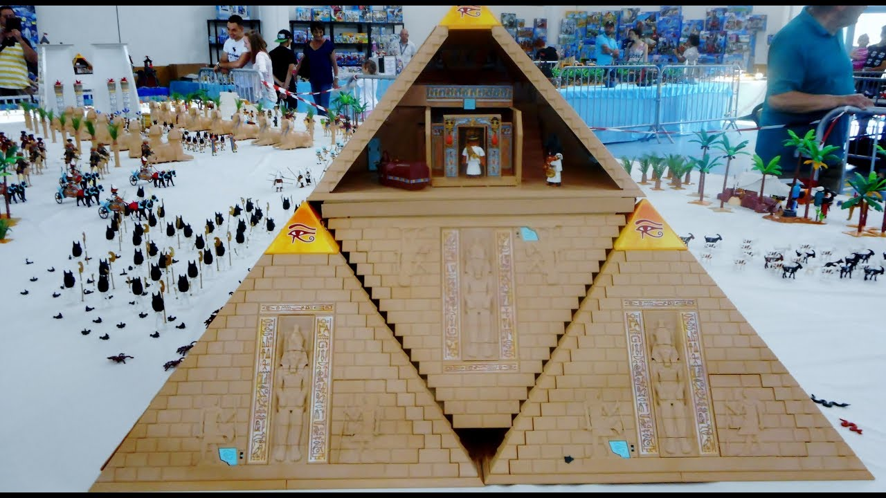 Playmobil hystory agypter egypte youtube - Egypte playmobil ...
