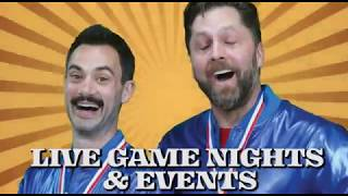 Barry & Jason - Games and Entertainment!