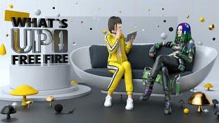 CINEMA NO FREE FIRE?? - Fala, Free Fire! Episódio 3