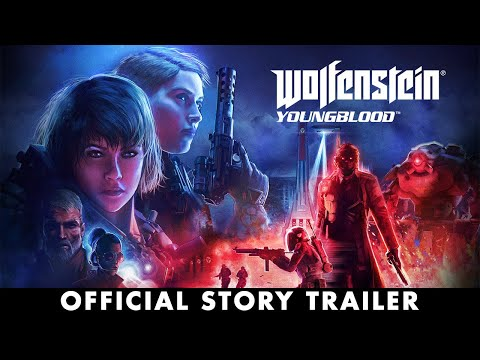 Wolfenstein: Youngblood launches in July — with a chance for friends to play it free