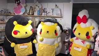 ジンくん、ギスくん、カンくん挨拶してカンくんオンステージ♪  @渋谷ロフト