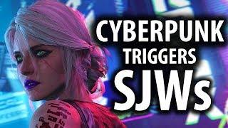 Cyberpunk 2077 Triggers SJWs On Twitter