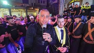 الفنان ايمن السبعاوي و صقور العبيات دحية سهرة العريس اسيد الصيداوي   القدس T Aljabaly2021