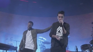 Bastille feat. Craig David - Fill Me In (Live 2016) HD