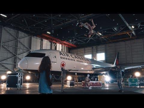 Air Canada: Bienvenue dans un monde de merveilles