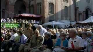 Impression von Darmstadt  - gestern und heute 2012