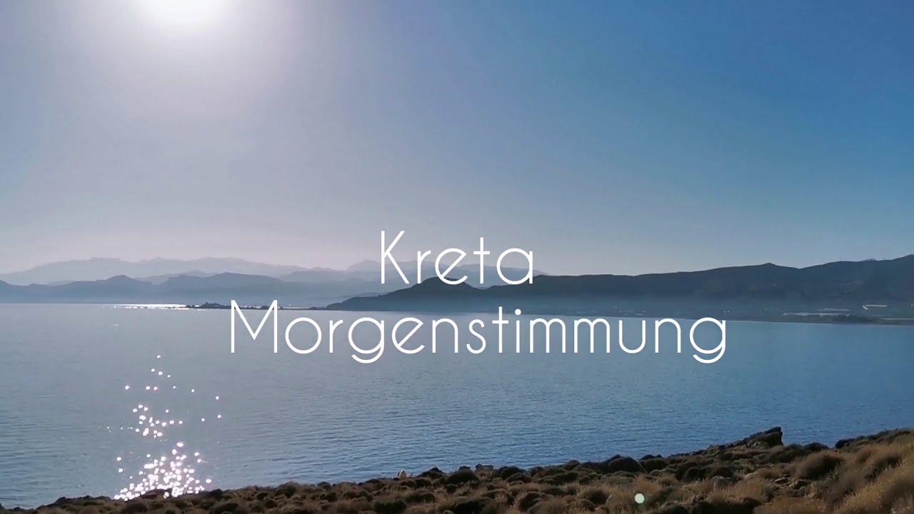Kraftplatz Impression Kreta Morgenstimmung