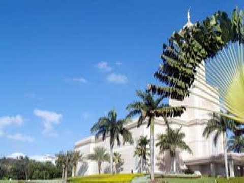 Santo Domingo Dominican Republic LDS (Mormon) Temple