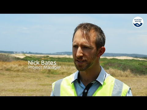 EIS display - Drought response desalination