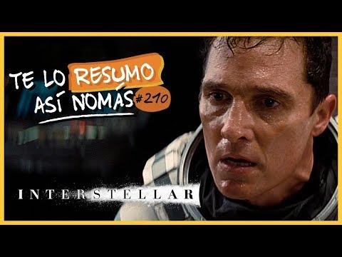 Interstellar | #TeLoResumoAsiNomas 210