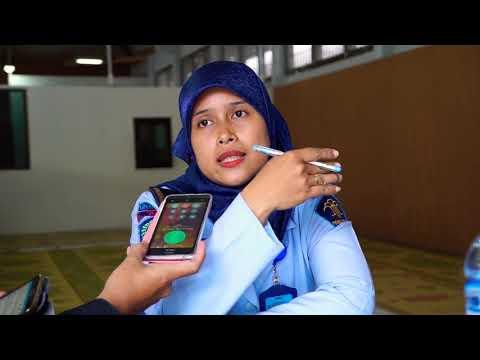 Pembukaan Pintu Portir Perdana Lapas Perempuan Yogyakarta