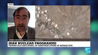 Iran atomic sites targeted by diplomacy, sabotage