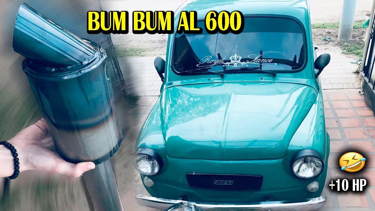 BUM BUM AL FIAT 600 l Agustín Arroyo