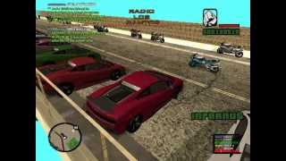 Grand Theft Auto: San Andreas Multi Player Gameplay!