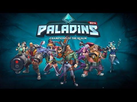 Paladins - Tencent Brings the Champions to China!