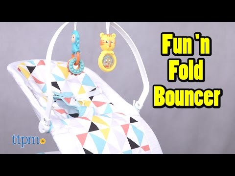 Fun 'n Fold Bouncer From Fisher-Price