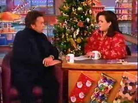 Rosie O'Donnell Interview With Tim Curry