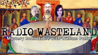 Mystery Roundtable Discussion with William Pullin