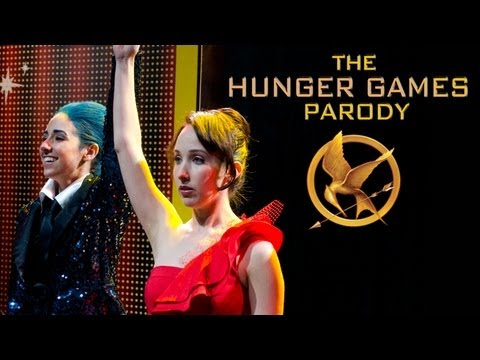 The Hunger Games Parody by The Hillywood Show®