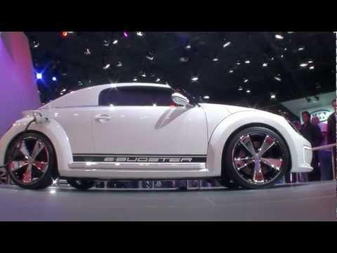2012 VW E-BUGSTER CONCEPT