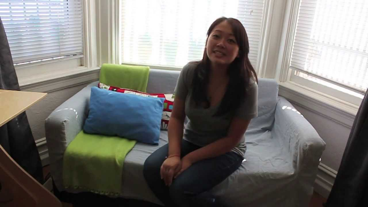 how to make a slipcover for sofa rooms go white table cover youtube