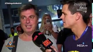 La afición del Real Madrid pide a Vinicius en 'El Chiringuito de Edu Aguirre'