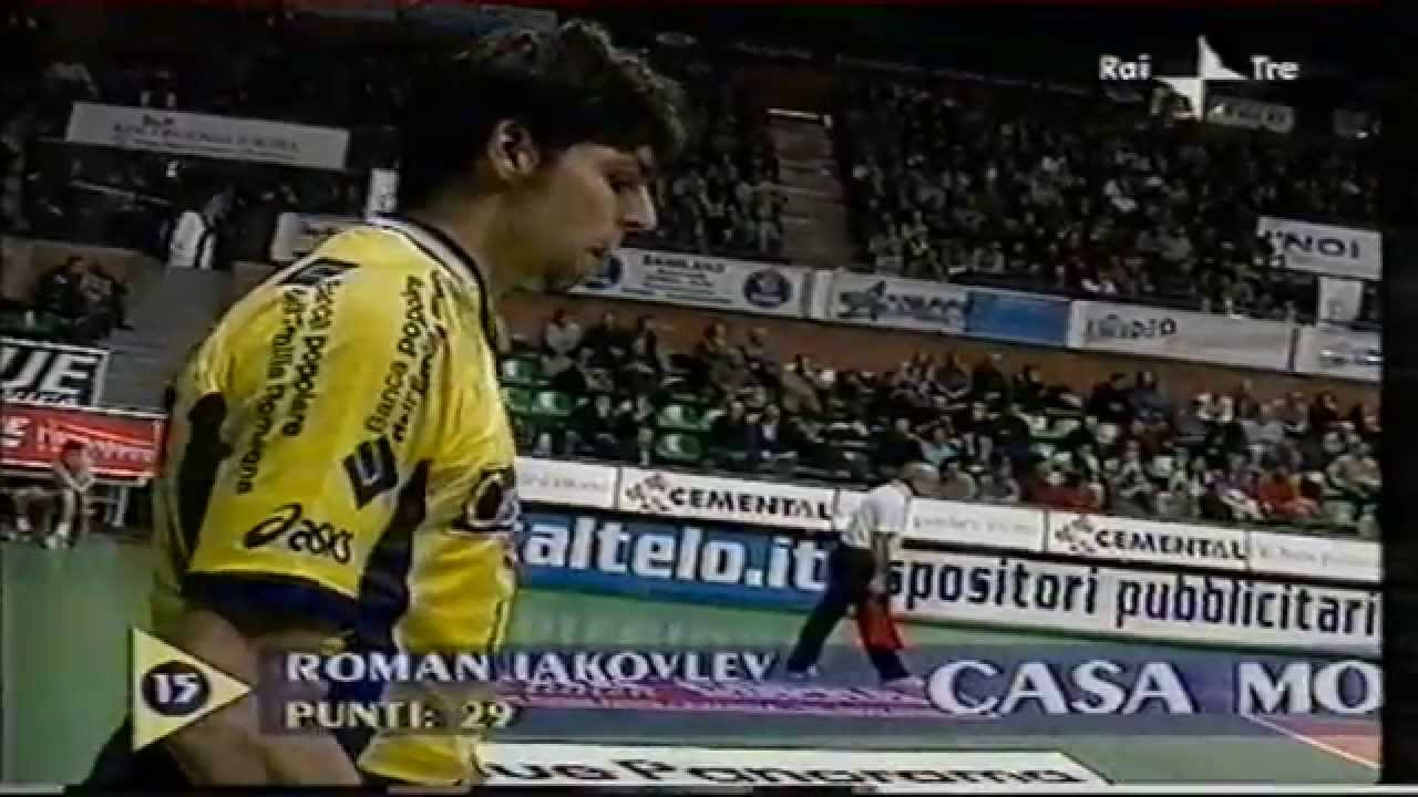 Noicom brebanca cuneo casa modena pallavolo youtube for Casa modena volley