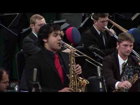 UNT One O'Clock Lab Band: Kyle Myers - Horizon