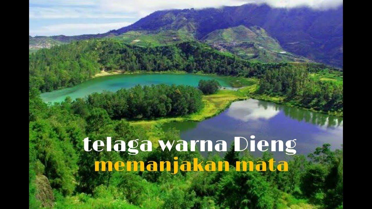 Telaga Warna Dieng Destimap Destinations On Map