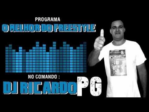 DJ RICARDO PG SET DE FREESTYLE AS BALAS  VL2