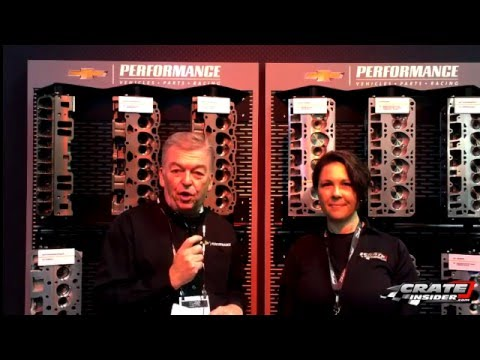 Myths, Rumors, & What's New for Crates - An Interview with Bill Martens - Chevrolet Performance