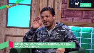 Al Ángulo: el equipo ideal de la Copa América 2019 | *ANÁLISIS*
