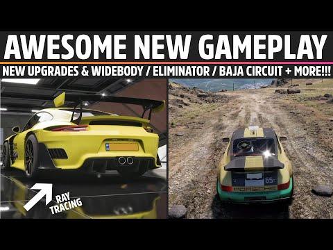 14 минут нового игрового процесса Forza Horizon 5