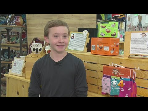 12-Year-Old Lemonade Tycoon Expands Business Beyond Stands