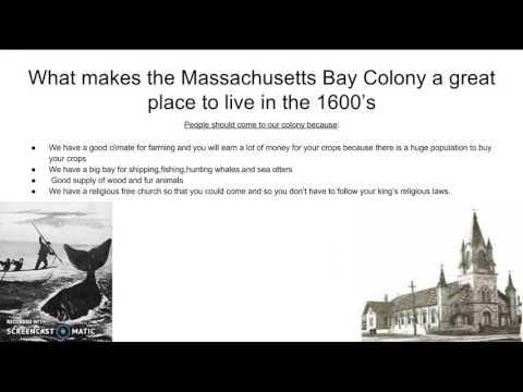 Massachusetts Bay Colony