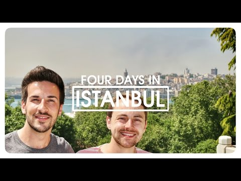 ISTANBUL (Turkey) ● Marco & Alan Travel Experience