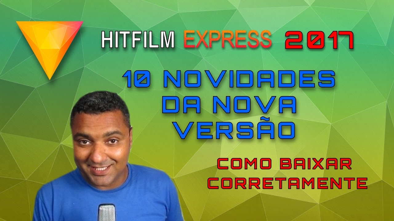 how to use hitfilm express 2017