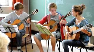 Concerto Vivaldi pour mandolines