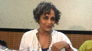 Known author Arundhati Roy says, i don