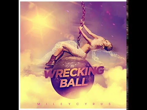 Miley Cyrus - Wrecking ball (Rick Harmony Extended Remix)