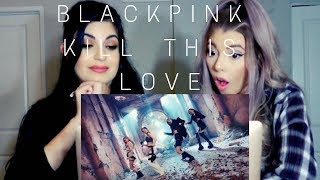 "Baixar BLACKPINK ""KILL THIS LOVE"" M/V 